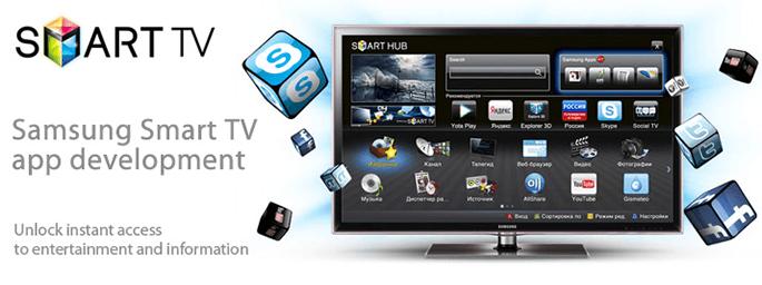 Free Widgets for Samsung Smart TVs