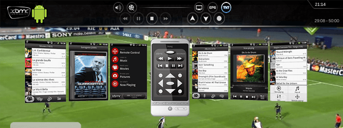 xbmc-kodi-remote-control