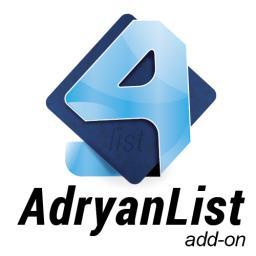adryanlist-kodi-addon