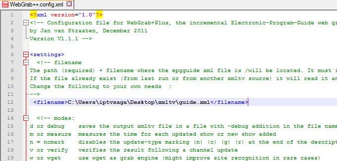 webgrab-plus-xmltv-output-directory