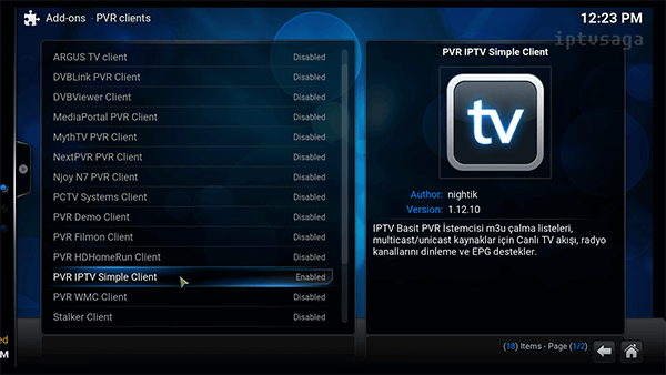 kodi-iptv-simple-client-configure
