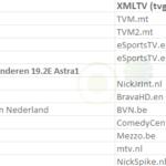 XMLTV: Rytec EPG Codes for IPTV and TV Receivers