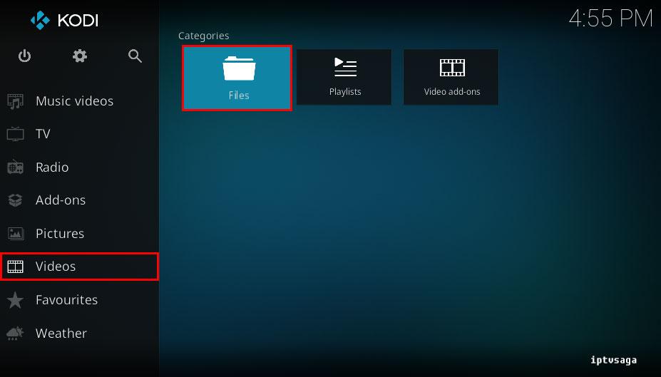 kodi-videos-menu-files