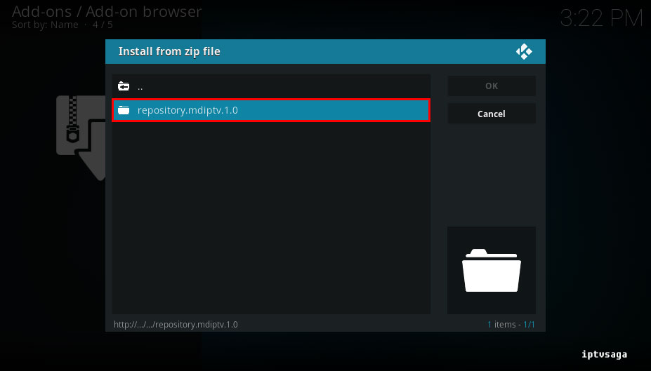 kodi-select-repository-mdiptv-folder-freedom-iptv-add-on