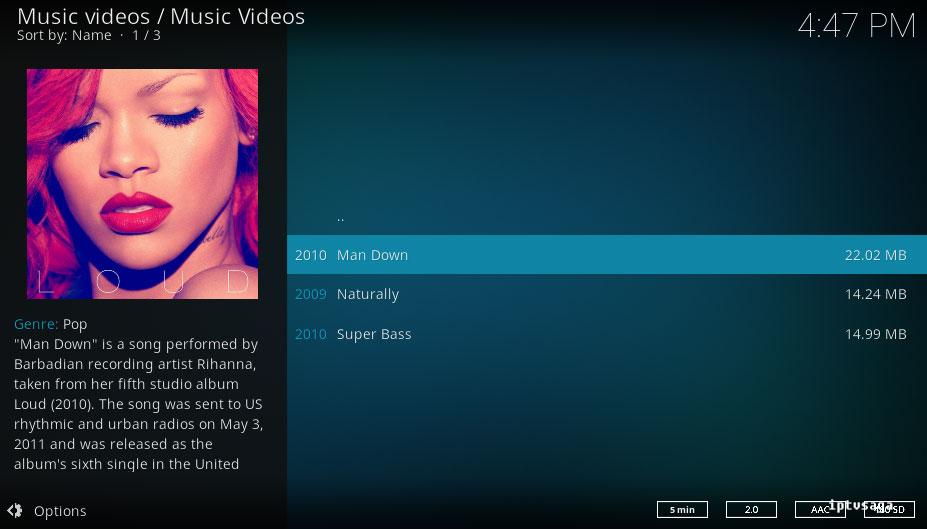 kodi-video-playlist-disk
