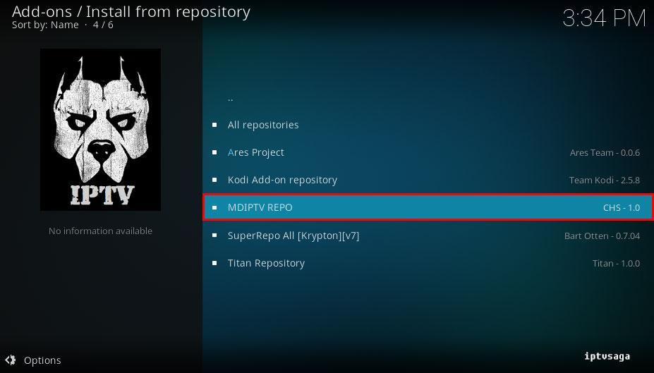 kodi-select-mdiptv-repo-freedom-iptv-add-on