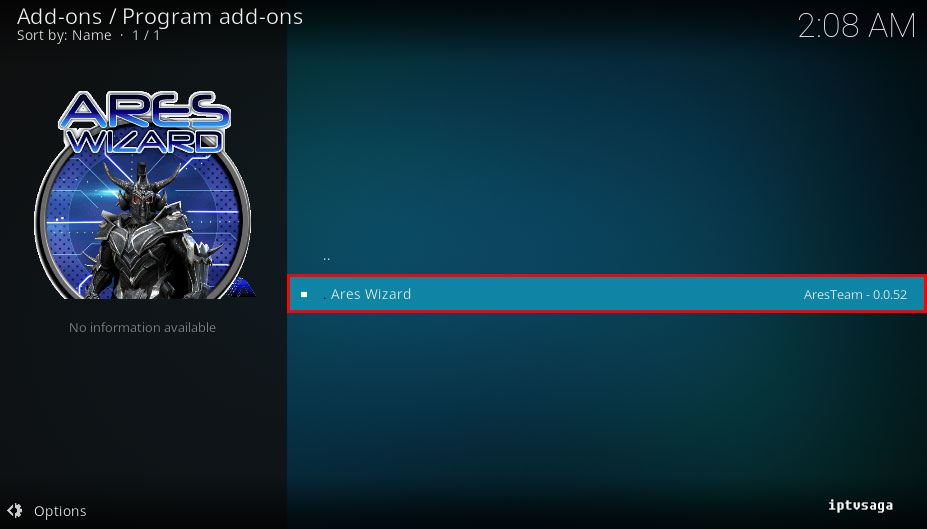 kodi-ares-project-ares-wizard