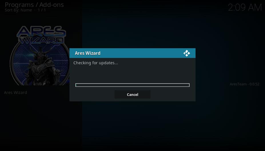 kodi-update-ares-wizard