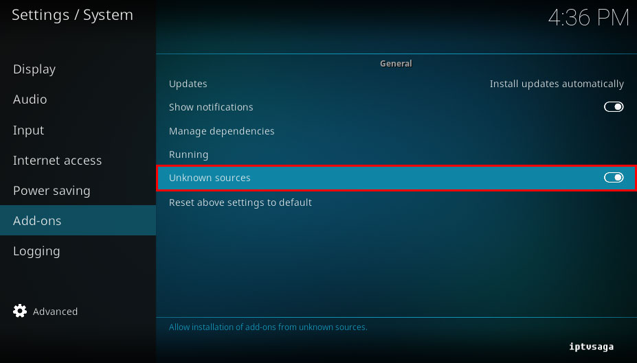 6-kodi-allowed-addon-installation-unknown-sources
