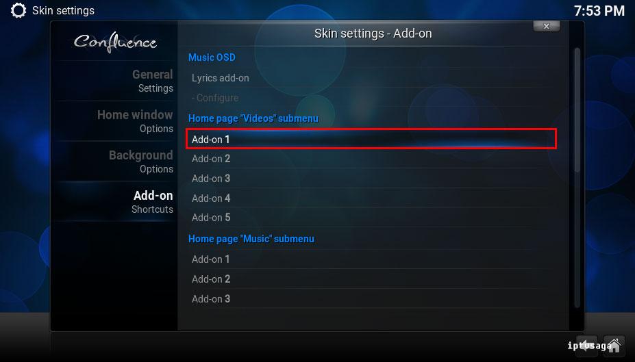 kodi-configure-skin-video-add-on-menu-addon1