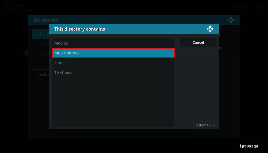 kodi-add-video-set-directory-contains