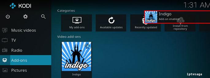 kodi-how-to-install-indigo-add-on