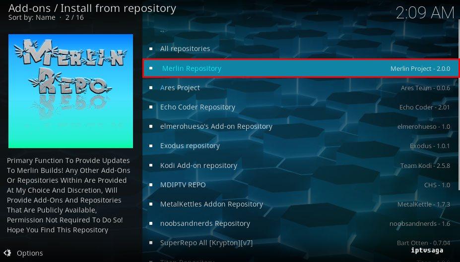 merlin-repository